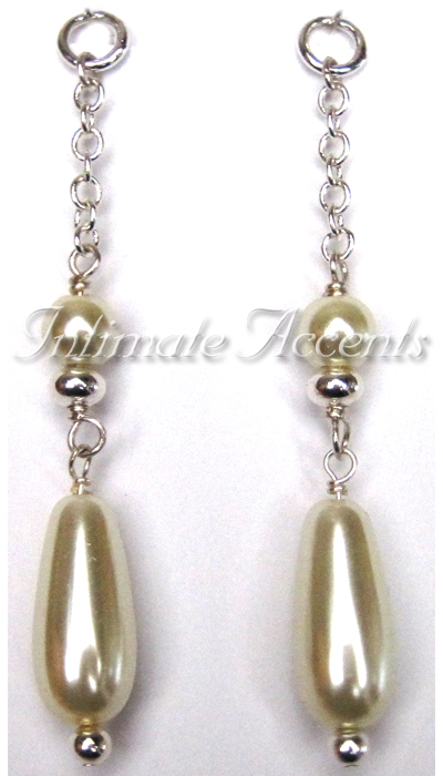 Detachable Pearl Fashion Nipple Dangles