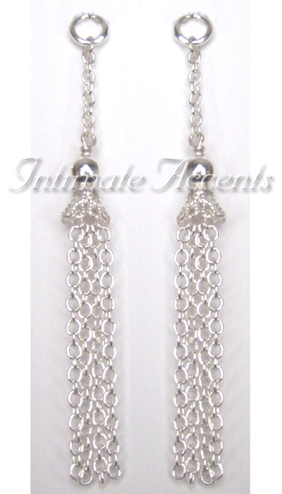 Detachable Tassels - Fashion Nipple Dangles